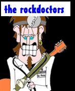 The Rockdoctors party band for hire