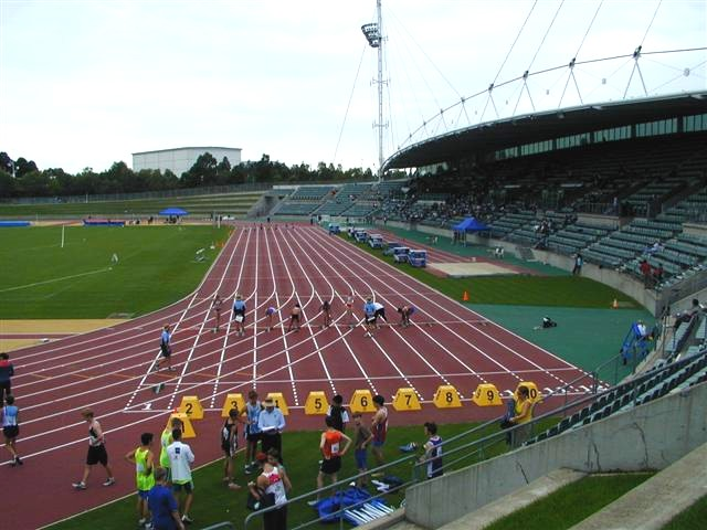 Sydney Athletics Centre